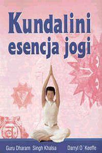Okładka książki Kundalini esencja jogi