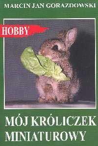Okładka książki Mój króliczek miniaturowy