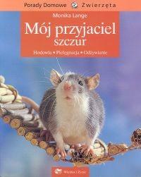 Okładka książki Mój przyjaciel szczur