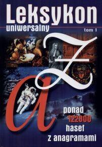 Okładka książki Leksykon uniwersalny Tomy 1,2