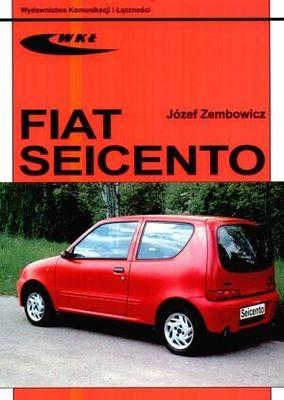 Okładka książki Fiat Seicento