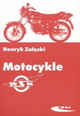 Okładka książki Motocykle WSK