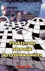 Okładka książki Praktyczny słownik krzyżówkowicza