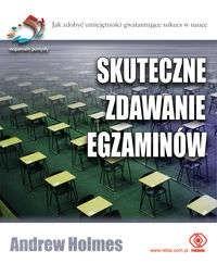 Okładka książki Skuteczne zdawanie egzaminów