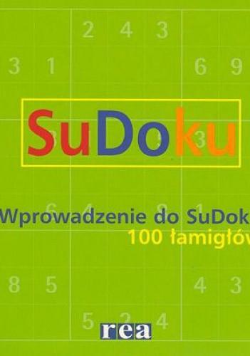 Okładka książki Sudoku