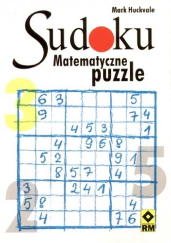 Okładka książki Sudoku matematyczne puzzle