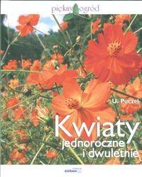 Okładka książki Kwiaty jednoroczne i dwuletnie