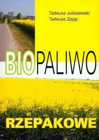 Okładka książki Biopaliwo rzepakowe