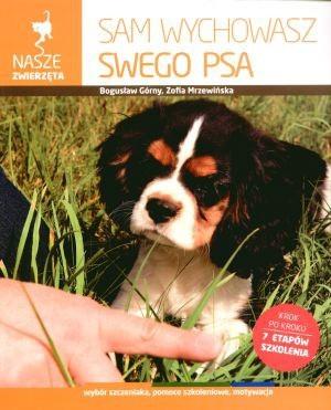 Okładka książki Sam wychowasz swego psa