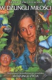 Okładka książki W dżungli miłości
