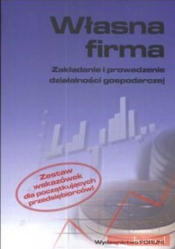 Okładka książki Własna firma