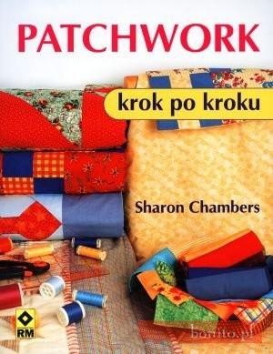 Okładka książki Patchwork krok po kroku