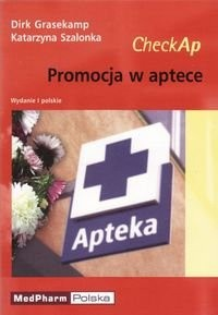 Okładka książki Promocja w aptece