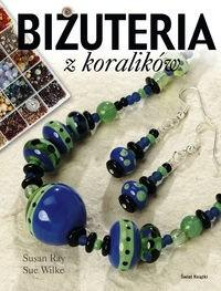 Okładka książki Biżuteria z koralików