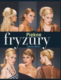 Okładka książki Piękne fryzury