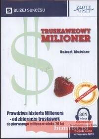 Okładka książki Truskawkowy Milioner  CD