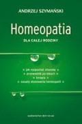 Okładka książki Homeopatia dla całej rodziny