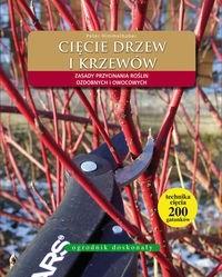 Okładka książki Cięcie drzew i krzewów
