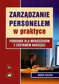 Okładka książki zarządzanie personelem w praktyce