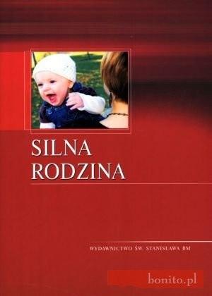 Okładka książki Silna rodzina