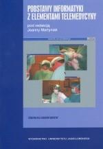 Okładka książki Podstawy informatyki z elementami telemedycyny
