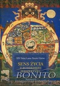 Okładka książki Sens życia z buddyjskiej perspektywy