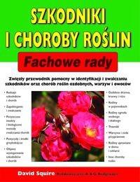 Okładka książki Szkodniki i choroby roślin