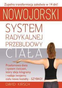 Okładka książki Nowojorski system radykalnej przebudowy ciała