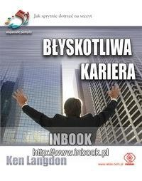Okładka książki Błyskotliwa kariera - Ken Langdon