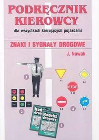 Okładka książki Podręcznik kierowcy dla wszystkich kierujących pojazdami