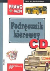 Okładka książki Podręcznik kierowcy C D