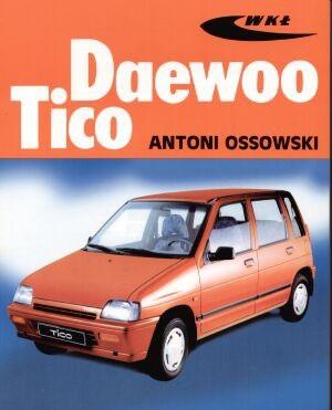Okładka książki Daewoo Tico