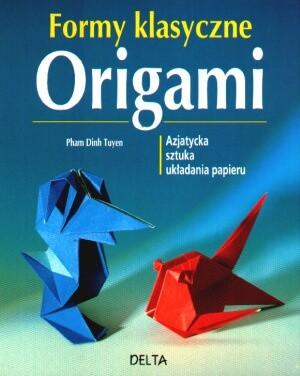 Okładka książki Formy klasyczne origami