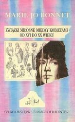Okładka książki Związki miłosne między kobietami od ...