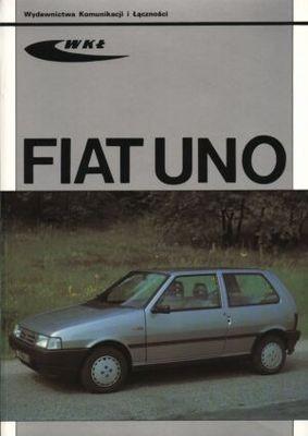 Okładka książki Fiat Uno