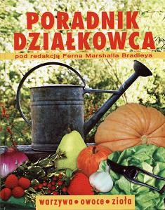 Okładka książki Poradnik działkowca