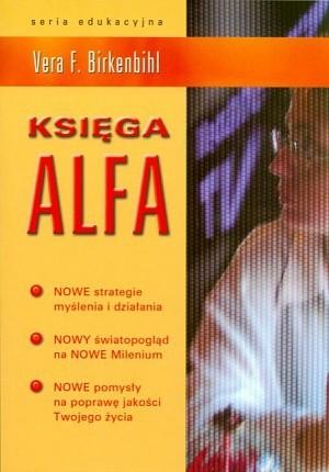 Okładka książki Księga ALFA