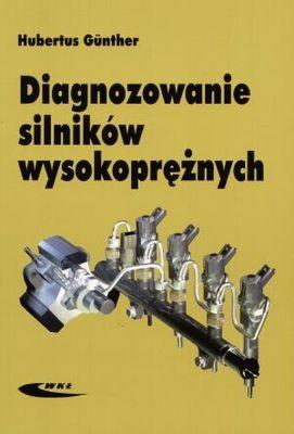 Okładka książki Diagnozowanie silników wysokoprężnych