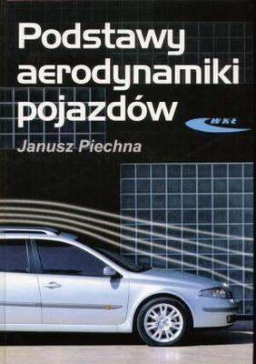 Okładka książki Podstawy aerodynamiki pojazdów