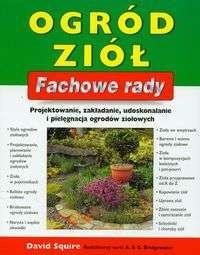 Okładka książki Ogród ziół