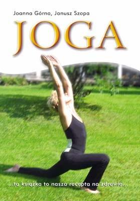 Okładka książki Joga. Ruch, oddech, relaks