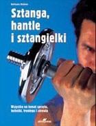 Okładka książki Sztanga, hantle i sztangielki