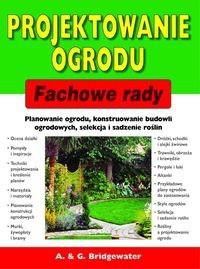 Okładka książki Projektowanie ogrodu