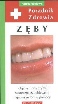 Okładka książki zęby Poradnik zdrowia