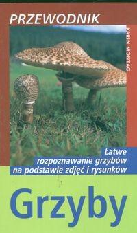 Okładka książki Grzyby Przewodnik