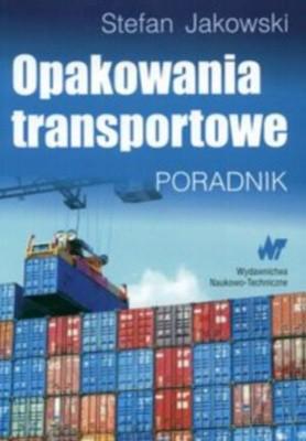 Okładka książki Opakowania transportowe. Poradnik