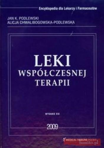 Okładka książki Leki współczesnej terapii Encyklopedia dla lekarzy i farmaceutów