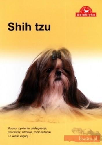 Okładka książki Shih Tzu