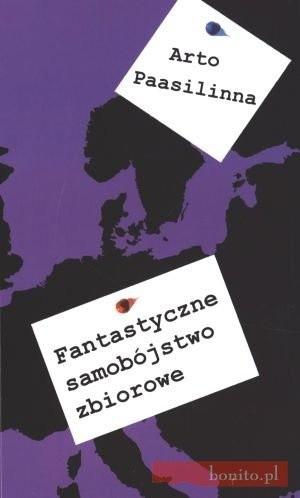 Okładka książki Fantastyczne samobójstwo zbiorowe