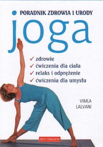 Okładka książki Joga Poradnik zdrowia i urody